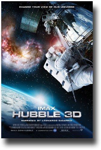 postersdepeliculas IMAX Hubble 3D
