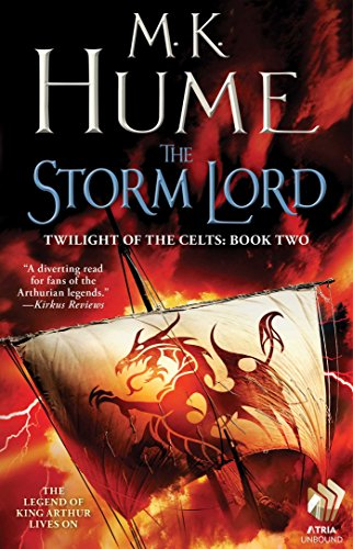 Twilight of the Celts Book Two: The Storm Lord (Celtic Books 2)