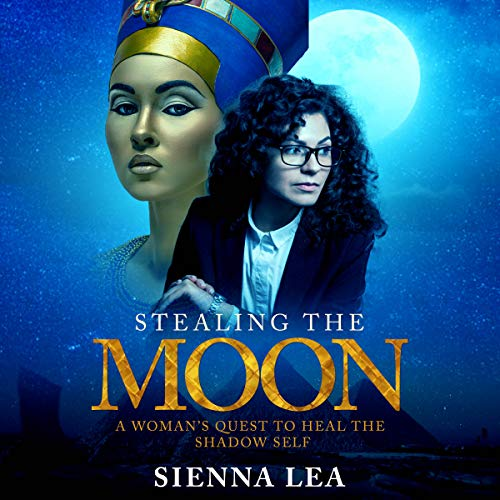 Stealing the Moon audiobook cover art