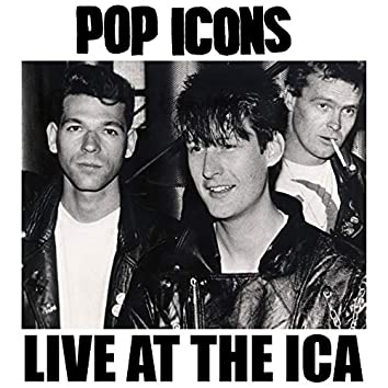 Pop Icons: Live at the ICA