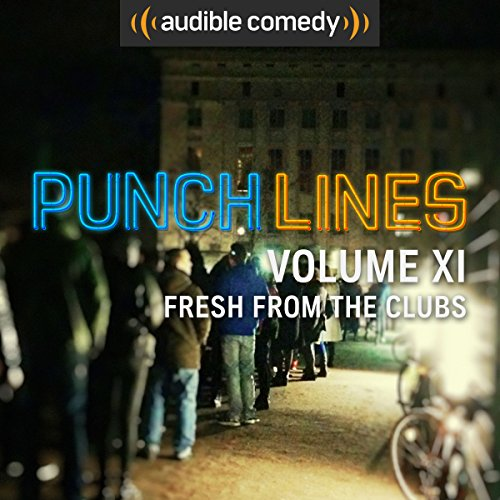 Punchlines Volume XI: Fresh From the Clubs cover art