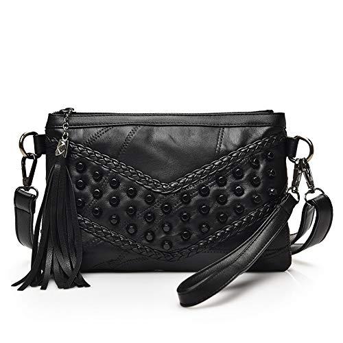 iEnjoy Sheep leather, shoulder bag or cross-body bag VÅG5894