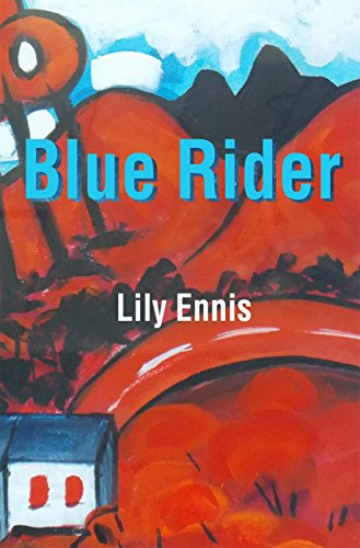 Book: Blue Rider by Lily Ennis