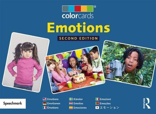 Emotions: Colorcards: 2nd Edition