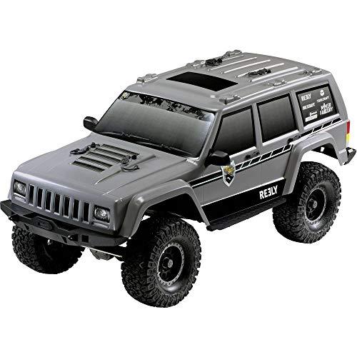 RC Auto kaufen Crawler Bild: Reely Free Men 1:10 RC Modellauto Elektro Crawler Allradantrieb (4WD) Bausatz*