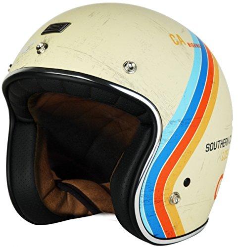 Origine Helmets 'origine Primo Pacific, color blanco, talla M