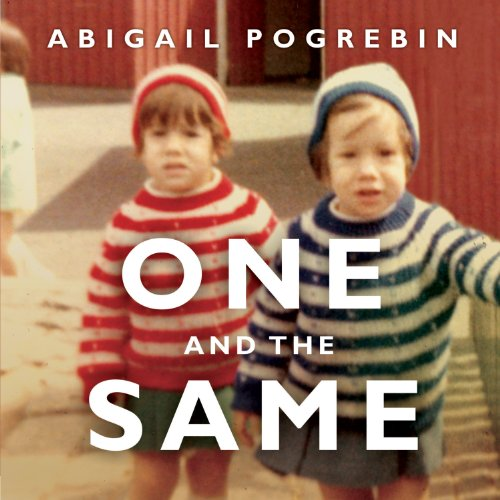 One and the Same audiobook cover art