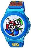 Super Mario Boys' Quartz Watch (Model: GSM4066AZ)