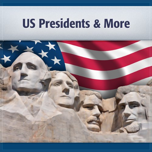 U.S. Presidents and More audiobook cover art