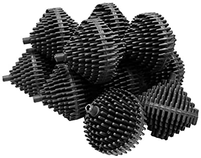 200 Count Professional Grade Connectable Filter Bio-balls for Canister Filters, Wet-dry Sumps, and Filtration
