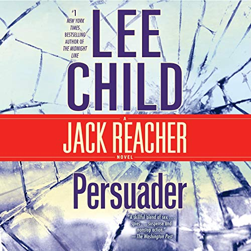 Persuader Audiobook By Lee Child cover art