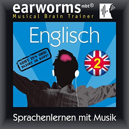 Englisch (vol.2): Lernen mit Musik audiobook cover art