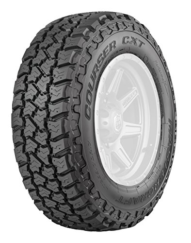Mastercraft Courser CXT All-Terrain Tire - LT275/70R18 10ply