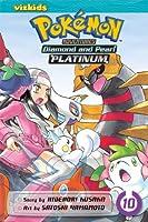 Pokémon Adventures: Diamond and Pearl/Platinum, Vol. 10 (10)