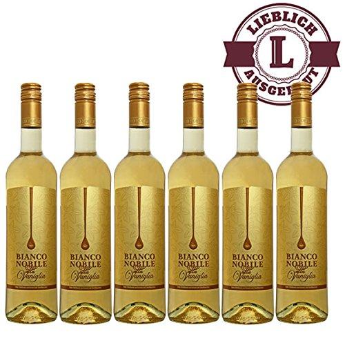 "Weißwein Bianco\""Noblile alla Vaniglia\"" (6x0,75l))"