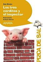 Los Tres Cerditos Y El Inspector 8466784888 Book Cover