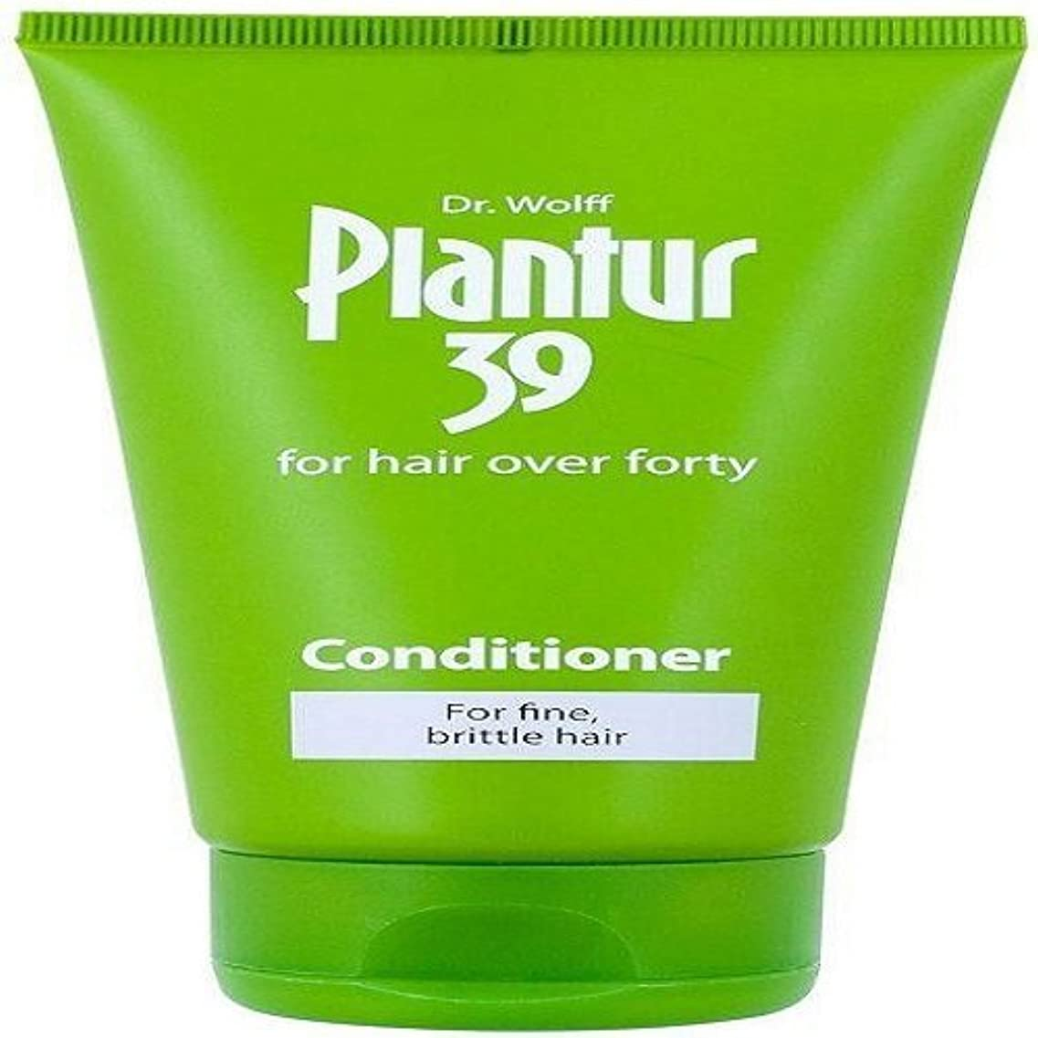 キャッチ収束無力Plantur 39 150ml Fine & Brittle hair conditioner by Plantur