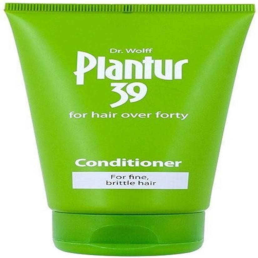メイエラ最悪じゃがいもPlantur 39 150ml Fine & Brittle hair conditioner by Plantur [並行輸入品]