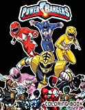 Power Rangers Coloring Book: Color To Relax Coloring Books For Adults And Kids,Coloring Book for Kids and Adults (Perfect for Children Ages 4-12).