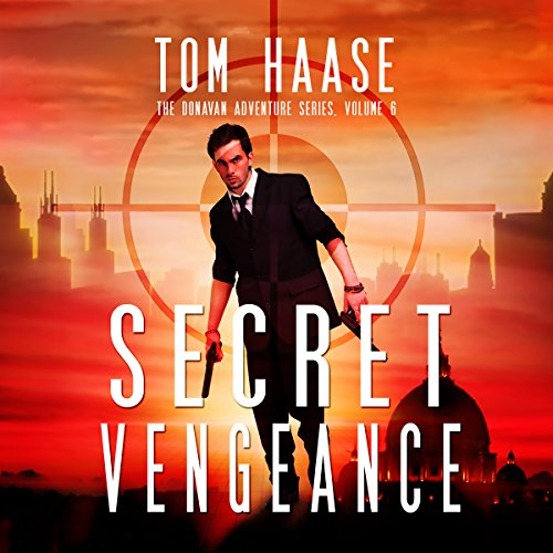 Secret Vengeance audiobook cover art