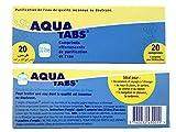Aquatabs 33MG–20tabletas