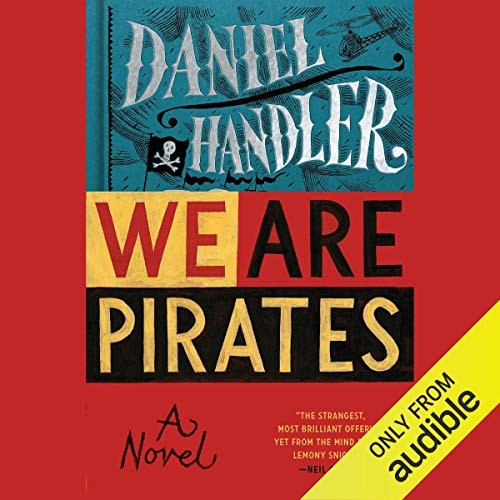 Couverture de We Are Pirates