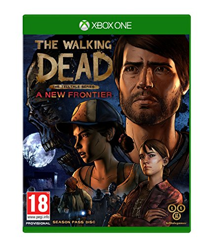 The Walking Dead - Telltale Series: The New Frontier - Xbox One - [Edizione: Regno Unito]