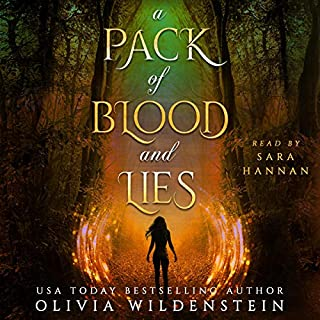 A Pack of Blood and Lies     The Boulder Wolves, Book One              By:                                                                                                                                 Olivia Wildenstein                               Narrated by:                                                                                                                                 Sara Hannan                      Length: 9 hrs     8 ratings     Overall 4.5