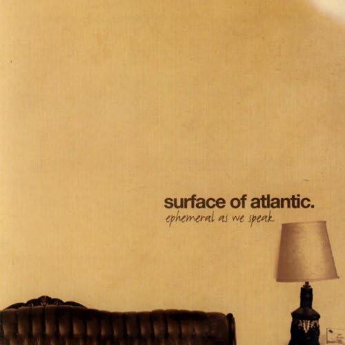 Surface of Atlantic