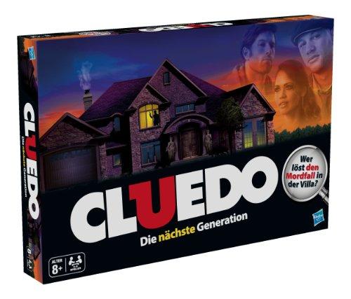 Hasbro Spiele 38712100 - Cluedo, Die Naechtste Generation