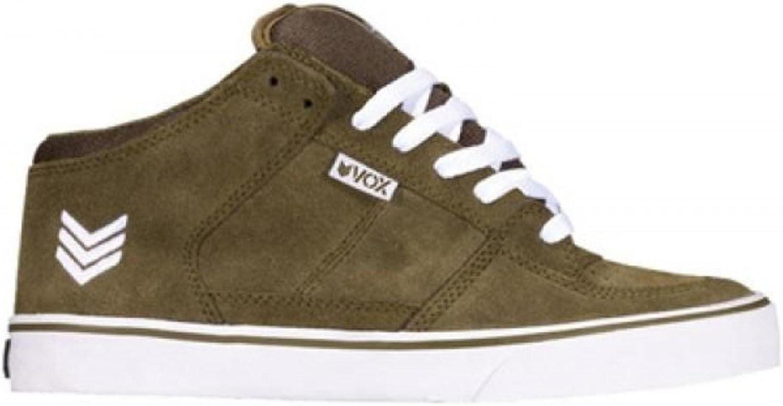 Vox S board Schuhe Hewitt Olive Weiß Weiß  weltweit versandkostenfrei