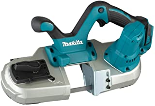 Makita DPB182Z 18V Li-Ion LXT Portable Band Saw - Batteries and Charger Not Included
