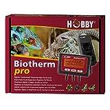 Hobby Biotherm régulateur de température numérique à double circuit pour terrarium.
