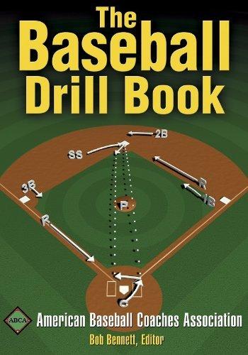 The Baseball Drill Book (English Edition)