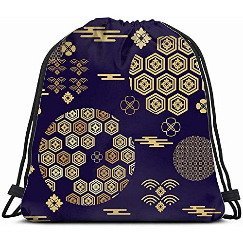 OUSHENGMAOYI Travel Duffel Bags,Koala Joey Animals Wildlife Nature Drawstring Backpack Bag For Kids Boys Girls Teens Birthday, Gift String Bag Gym Cinch Sack For School And Party