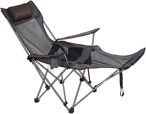 Chaises Extérieur, Camping Plage Transats, Transportant des Chaises De Dossier Pêche