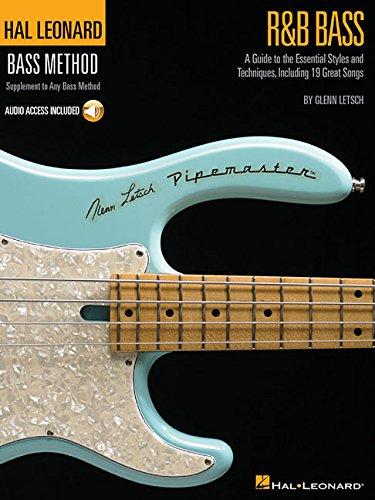 Randb Bass - Hal Leonard Bass Method Stylistic Supplement