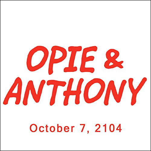 Opie & Anthony, Rich Vos and Mike Rowe, October 7, 2014 audiobook cover art