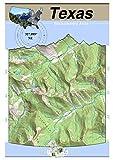 32°095° NE - Mineola, Texas Backcountry Atlas (Topo)