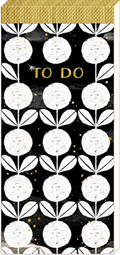 Notizblock - TO DO (All about black & white)