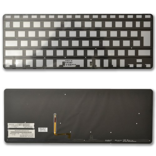 Tastatur Backlight Folie für Asus ZenBook UX31 UX31A UX31E UX31A UX32 UX32A UX32LA UX32LN UX32VD UX32V Serie Beleuchtung