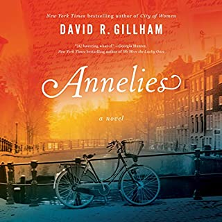 Annelies audiobook cover art