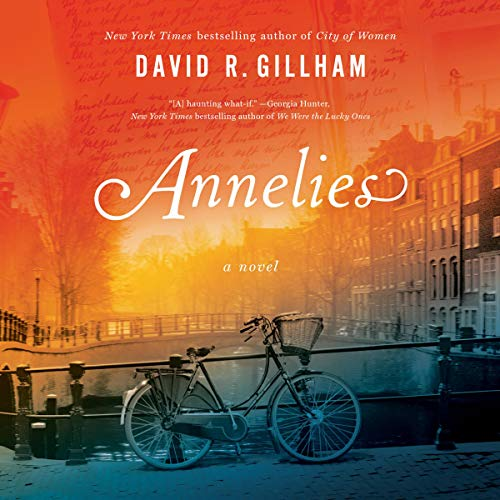 Annelies Audiobook By David R. Gillham cover art