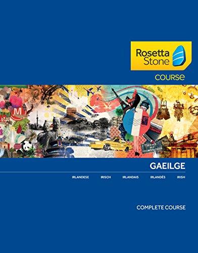Rosetta Stone Irlandais Complete Course pour Mac