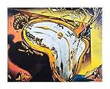 Germanposters Salvador Dali die fließende Zeit Uhren