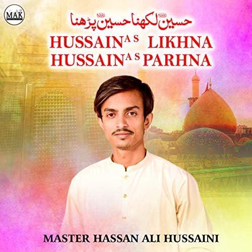 Master Hassan Ali Hussaini