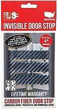 Invisible Doorstop Fiber by Invisible Door Stop MfrPartNo IDS4000CF, Carbon Fiber