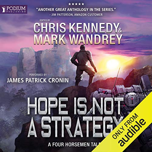 Hope Is Not a Strategy  By  cover art