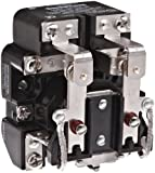 Siemens 3TX7130-0DH13 Basic Plug In Open Power Relay, DPDT Contacts, 40A Contact Rating, 2...