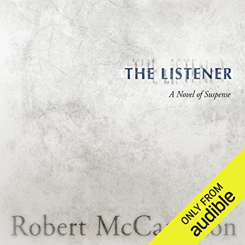 The Listener audiobook cover art